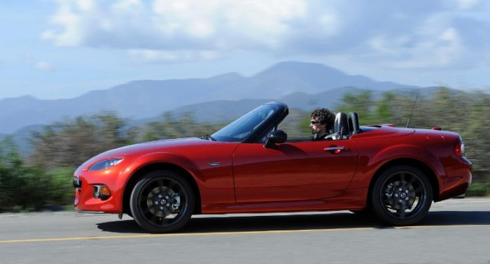 25th Anniversary Edition Miata Sold Out in 10 Minutes