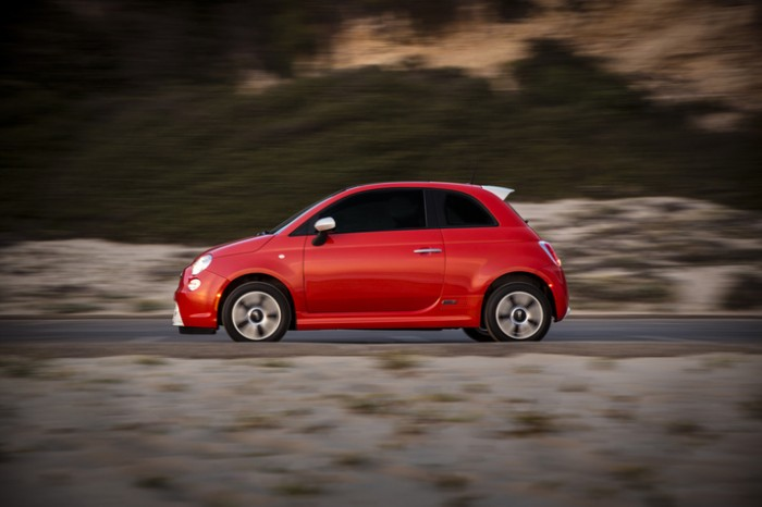 Marchionne urges you not to buy a 500e