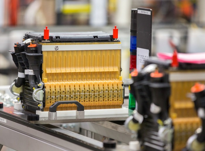 Brownstone Battery Assembly Plant Will Take on Spark EV