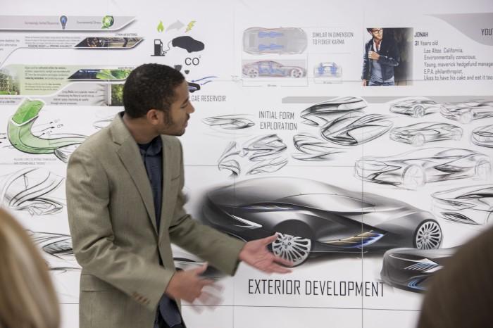 Justin Salmon - Buicks of 2030