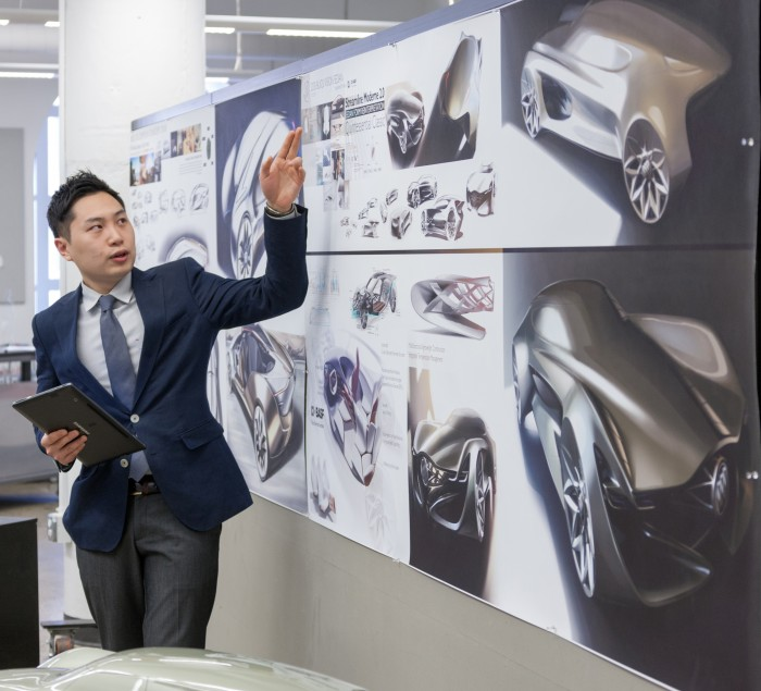 Buick Greensboro Nc: Design Students Sculpt Buicks Of 2030, Win Scholarships