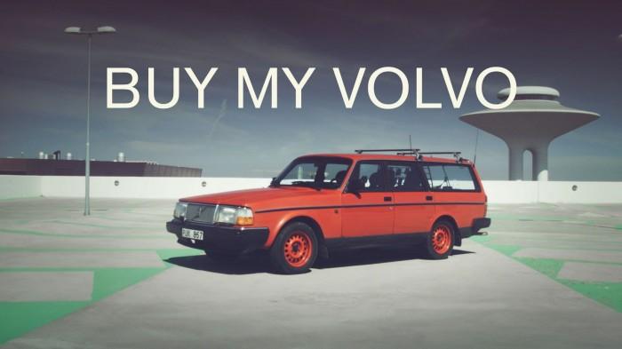 Buy My Volvo