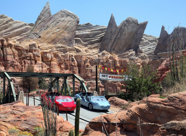 Cars Land Tips for a Great Day