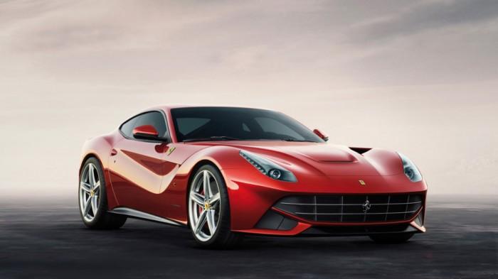 new Ferrari