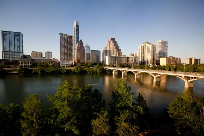 Getting Around Austin