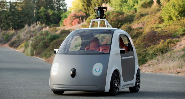 Google Driverless Car's Interior is surprising.