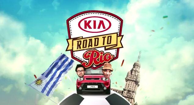 Kia's Road to Rio