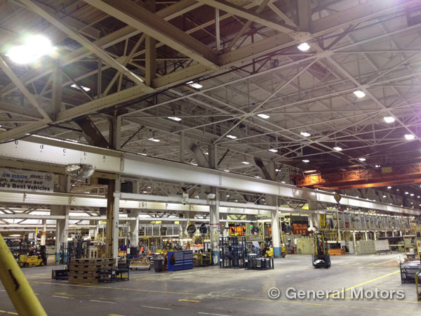 GM Invests $50 Million in Lordstown