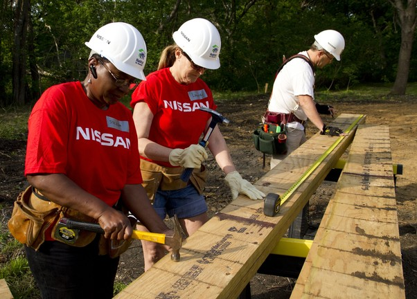 Nissan Habitat for Humanity