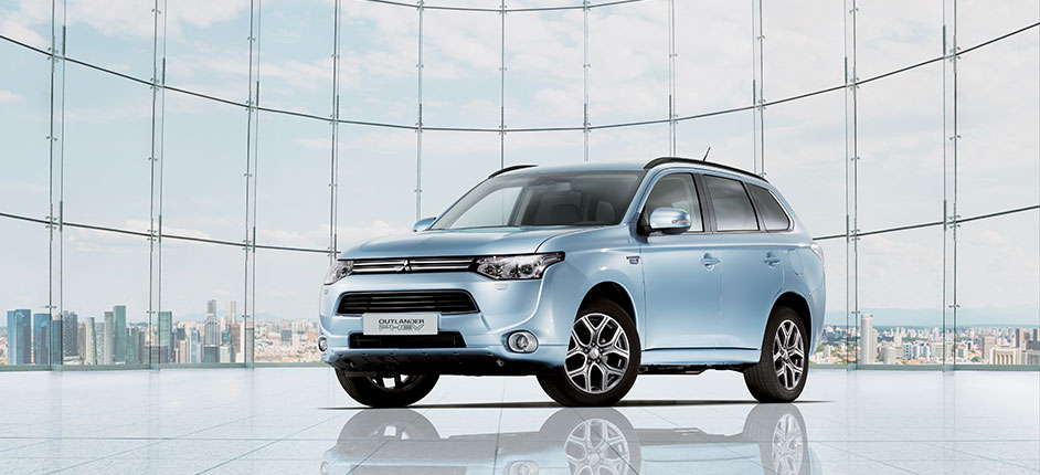 Outlander PHEV GX3h 4Work