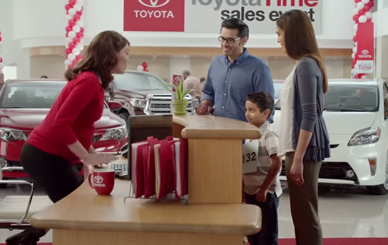 Jan From Toyota Commercials >> Motherly Love: Toyota Jan Is Pregnant in Real Life and ...