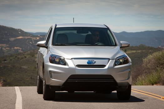 Discontinuation of RAV4 EV