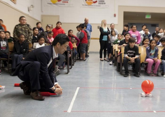 Osamu Nagata Receives Industry Leadership Award
