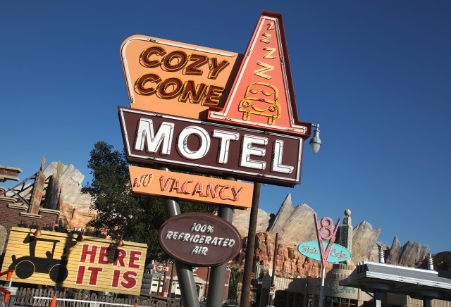 Tips for Cars Land
