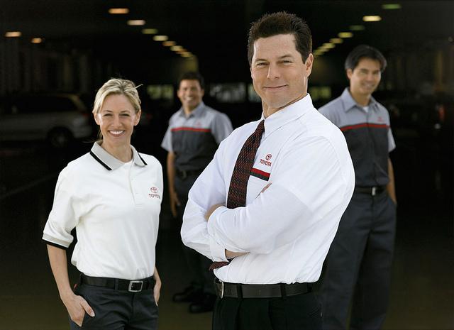 Toyota Advanced Manufacturing Technician program
