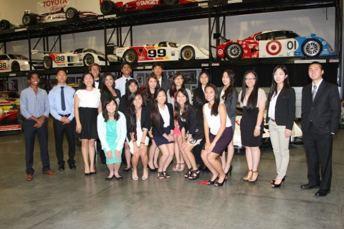 Toyota Awards Students with Scholarship Funds