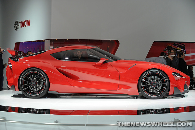Bmw Z4 Vs Toyota Supra >> Toyota-BMW Partnership Could Result in Z4 Hybrid - The News Wheel