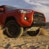 Toyota TRD Pro Series trucks
