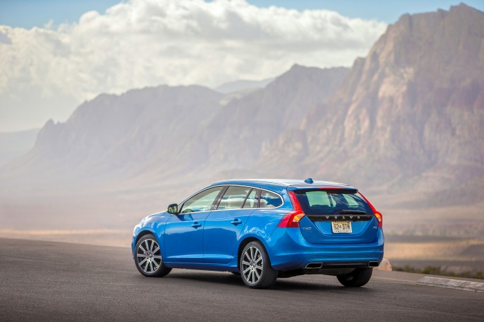 Volvo global sales in April