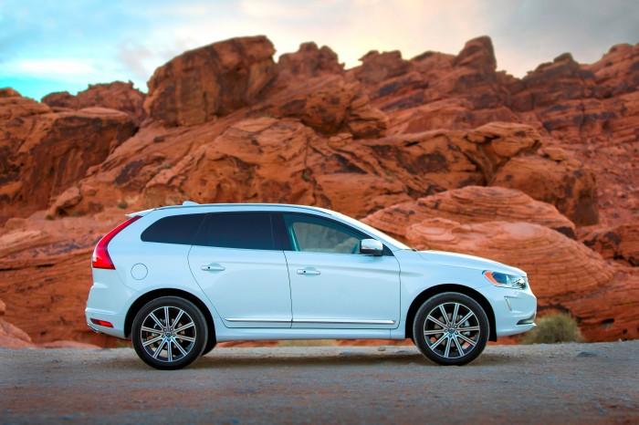 Volvo Cars October sales