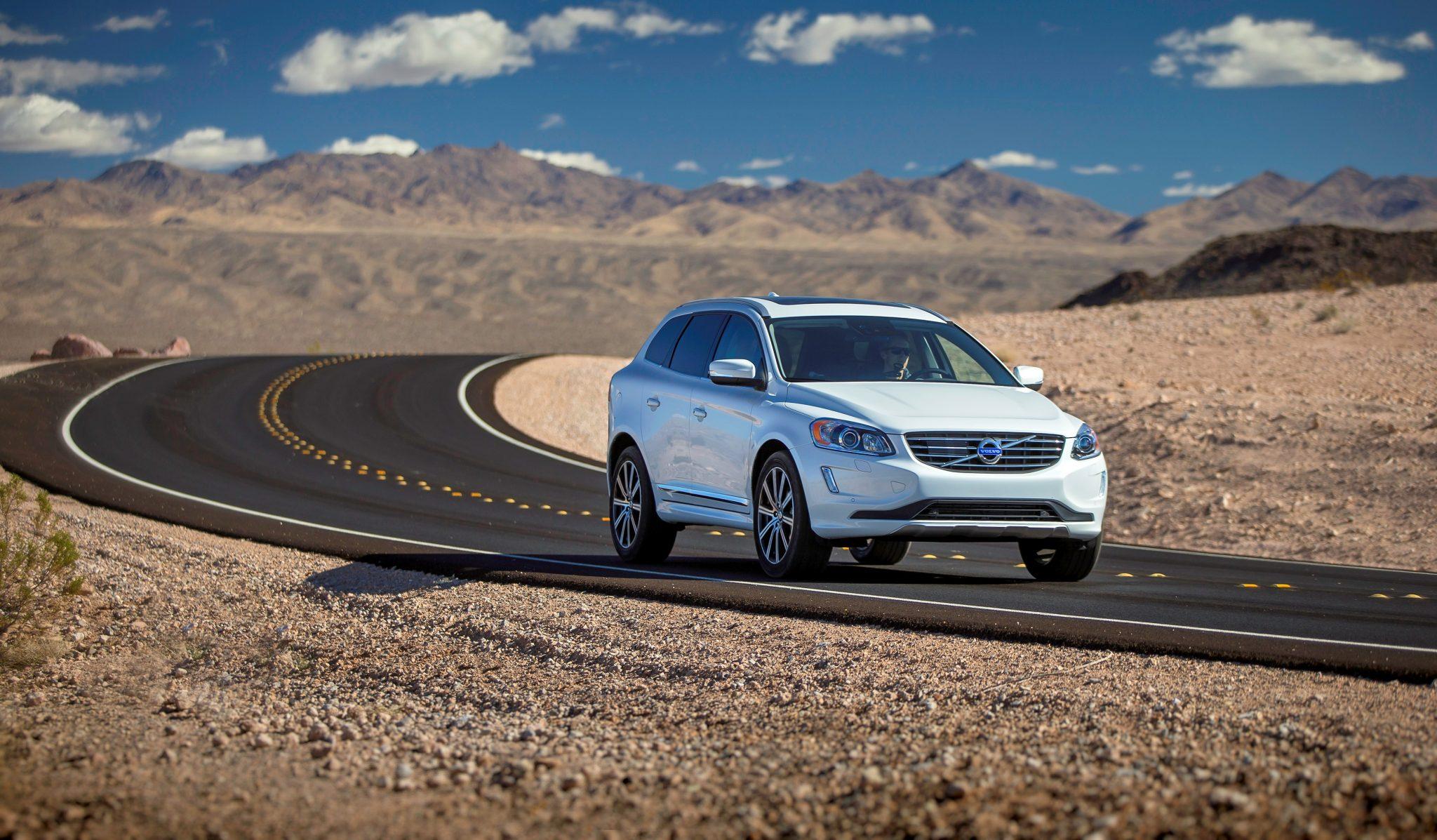 May Volvo Sales