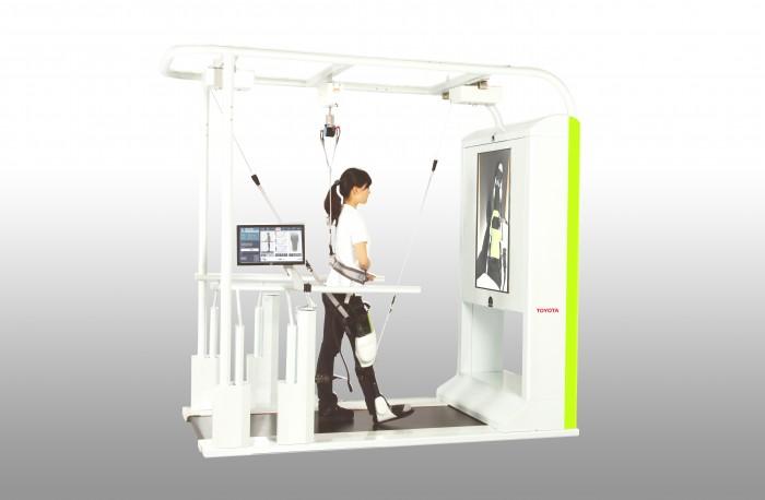 Toyota Partner Robot series