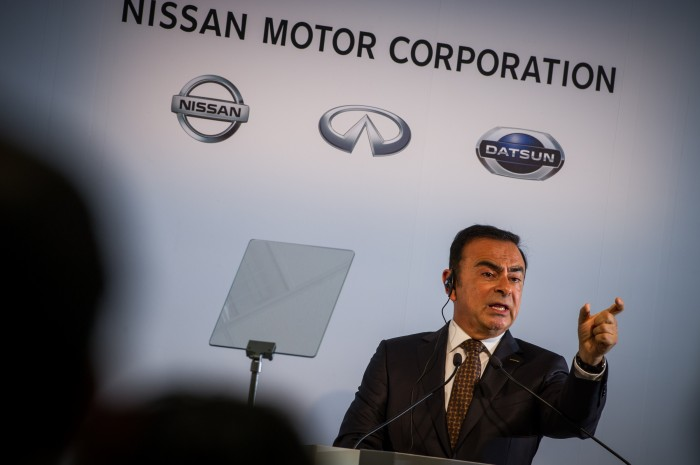 Nissan FY2013
