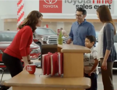 Pictures Jan Toyota Commercials | Autos Post