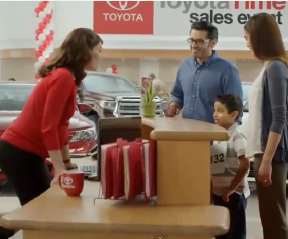 Jan From Toyota Commercials >> Who is Toyota Jan? - The News Wheel
