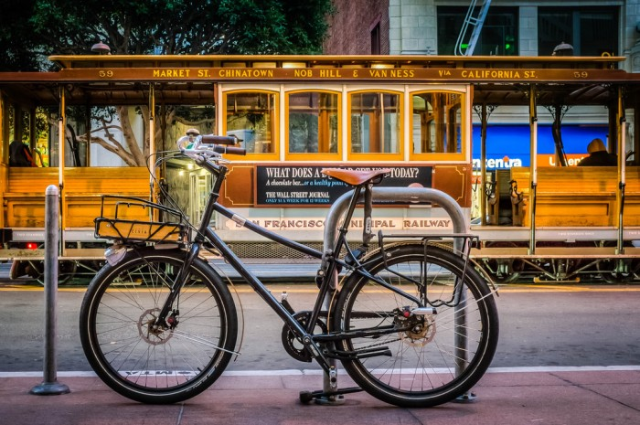 San Francisco Bike