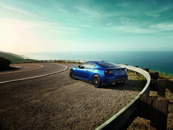 2015 Subaru BRZ Overview