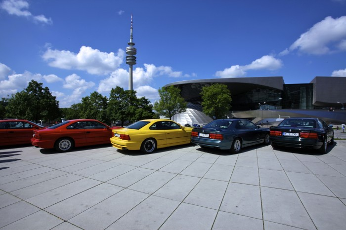 25 years of the BMW 8 Series