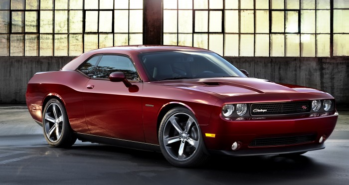 Chrysler Group 2014 Best Retained Value Award Winners  | 2014 Dodge Challenger