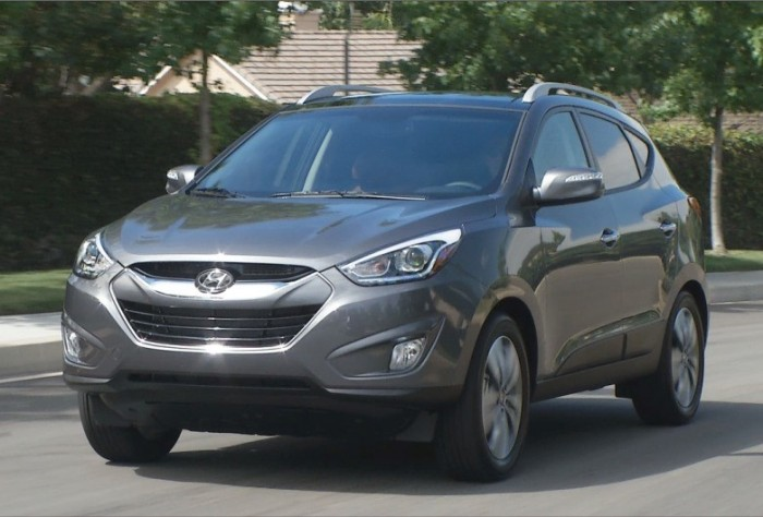 Hyundai Tucson Wins a Vehicle Satisfaction Award