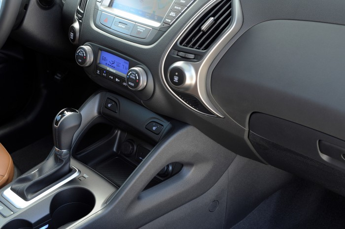 2014 Hyundai Tucson interior | Hyundai Tucson Wins a Vehicle Satisfaction Award