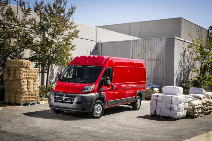 2014 Ram ProMaster | Chrysler Group 2014 Best Retained Value Award Winners