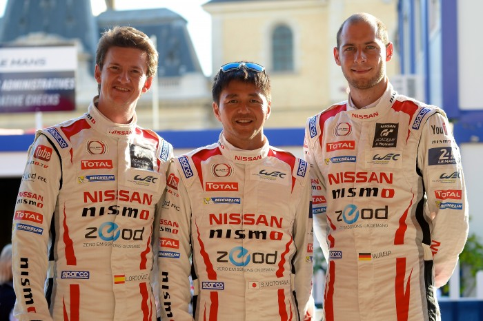 Le Mans for Nissan