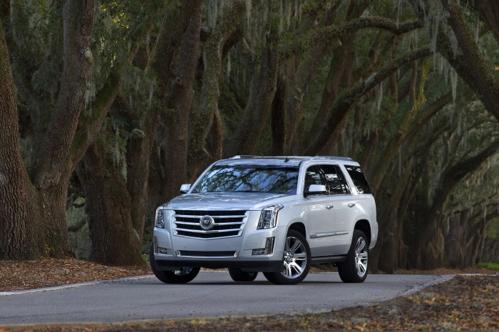 2015 Cadillac Escalade Details on Cadillac's New Naming System