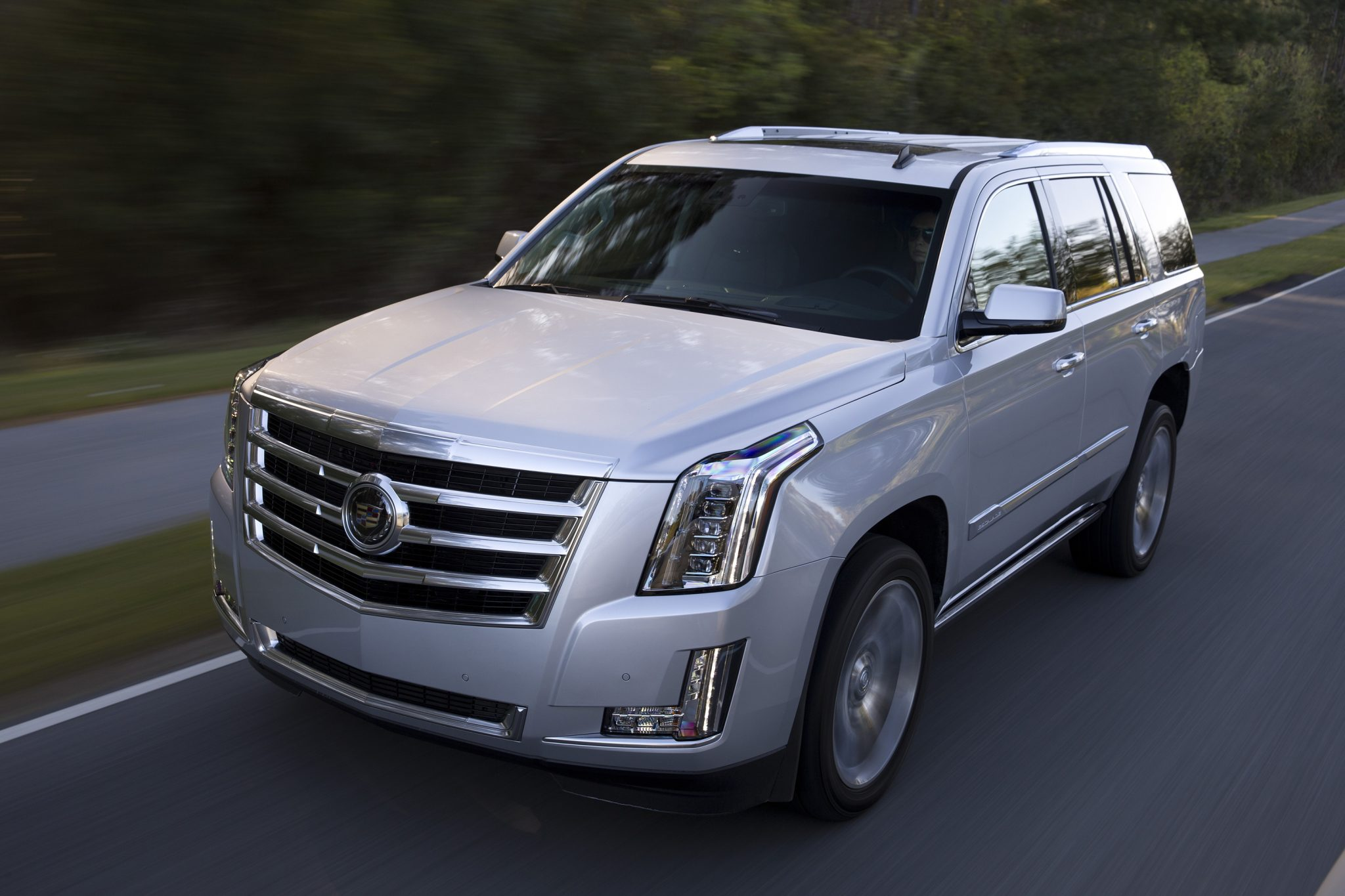 2015 Cadillac Escalade 2014 Luxury Utility Vehicle Of The Year The News Wheel