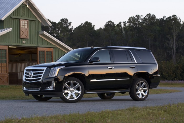 Escalade Vsport