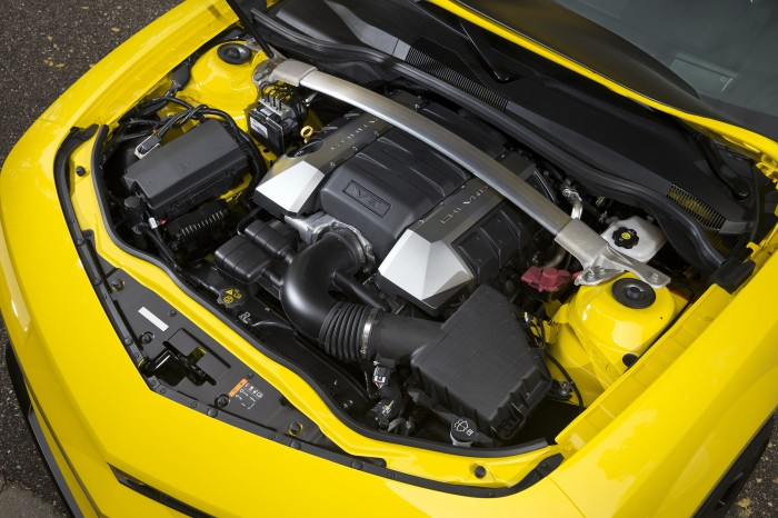 2015 Chevy Camaro Overview