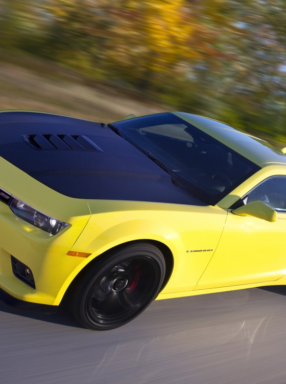 2015 Chevy Camaro Overview | The News Wheel
