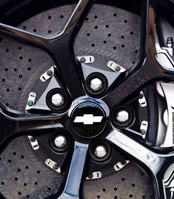 2015 Camaro Z 28 Brembo Brakes Spotlight The News Wheel