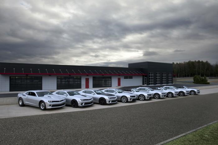 2015 Camaro updates