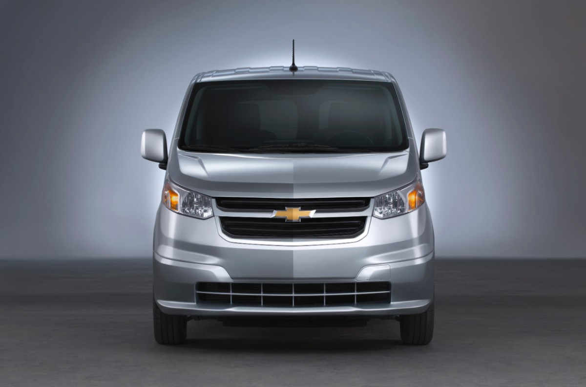 2015 City Express Fuel Economy