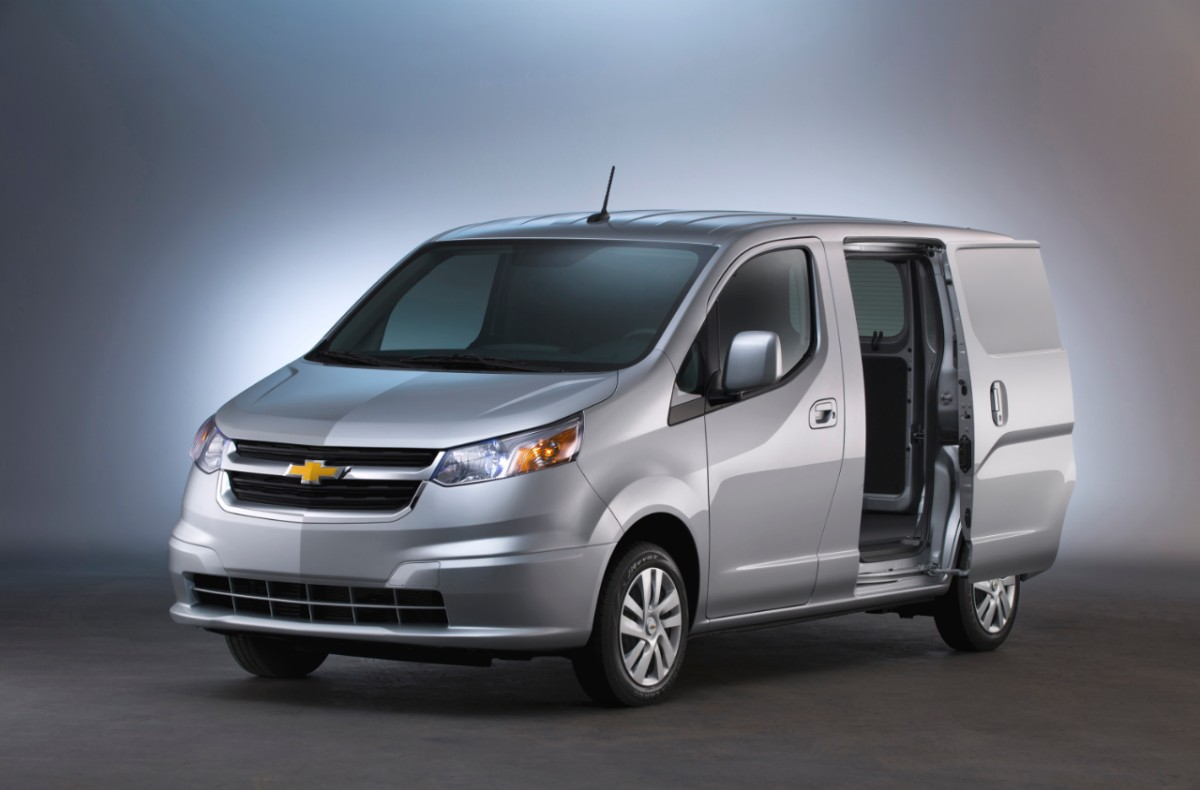 Chevrolet has announced 2015 City Express fuel economy numbers.