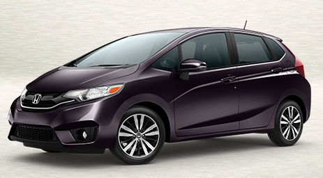 A look at the colorful 2015 honda fit the news wheel for Purple honda fit