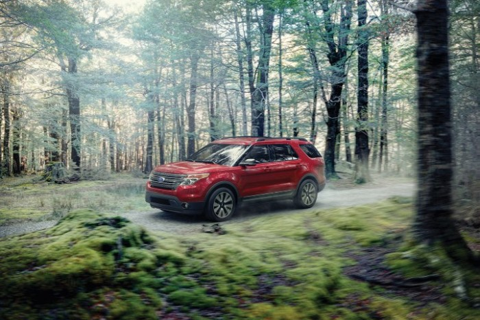 2015 Ford Explorer Overview