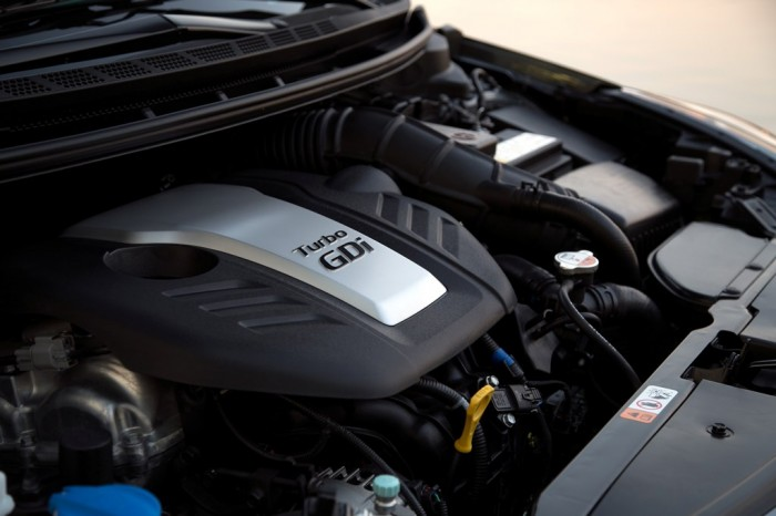 2015 Forte5 Engine