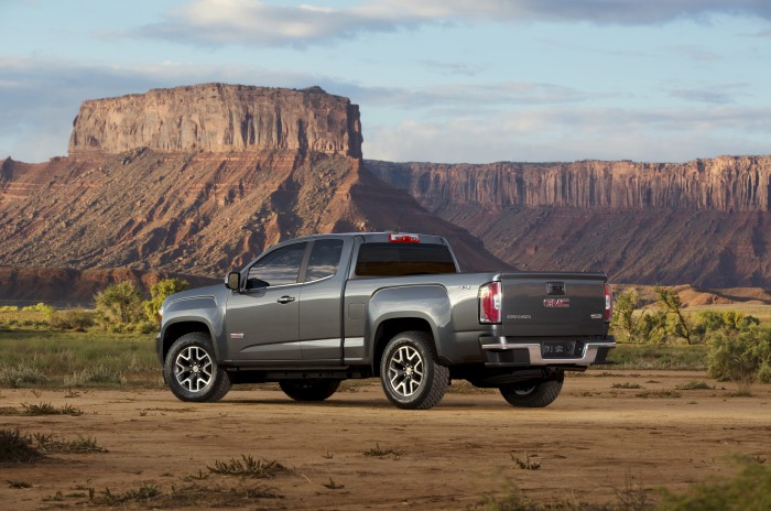 2015 GMC Canyon   Special Edition GMC Canyons